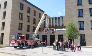 Brandsicherheitwache IST Austria - Open Campus